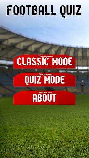 Football Quiz 2015