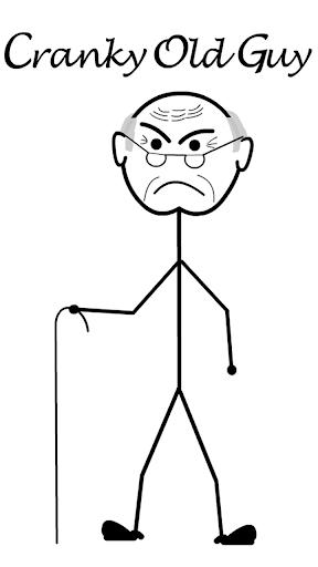 【免費娛樂App】Cranky Old Guy-APP點子