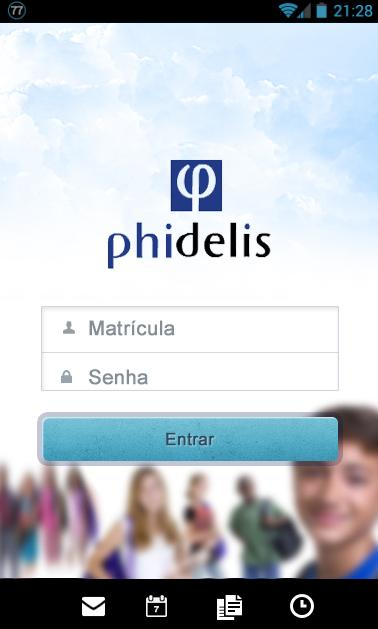 Phidelis Mobile- screenshot