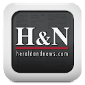 Herald and News logo