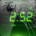 Night Clock Halloween Lite icon
