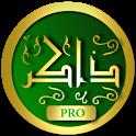 Zaker Pro : Azkar Muslim pray icon