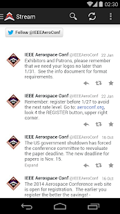 2015 IEEE Aerospace Conference - screenshot thumbnail