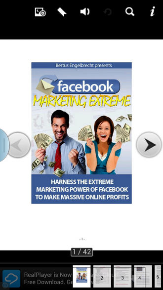 Facebook Marketing Extreme - screenshot
