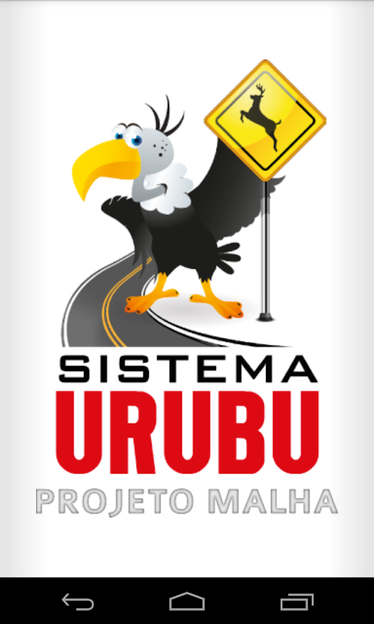 Urubu Mobile: captura de tela