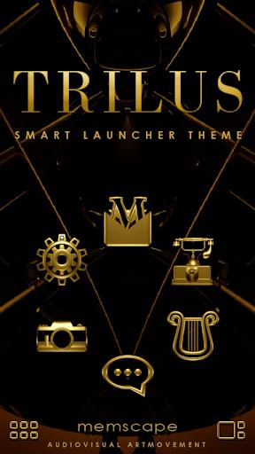 Smart Launcher Theme TRILUS