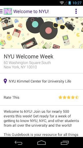 NYU Guide