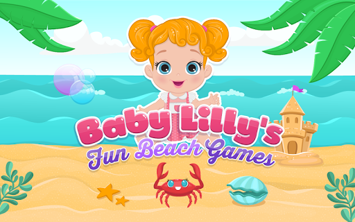 Baby Lilly's: Fun Beach Games