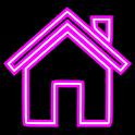 Pink Neon Free Theme icon