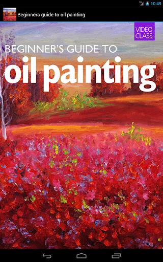 Beginning Oil Painting
