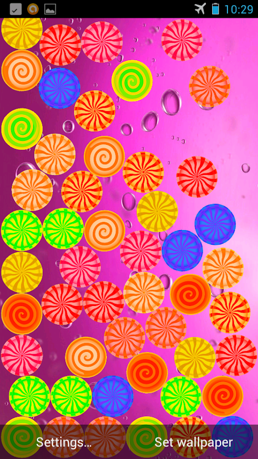 Tasty Lollipops Free - screenshot
