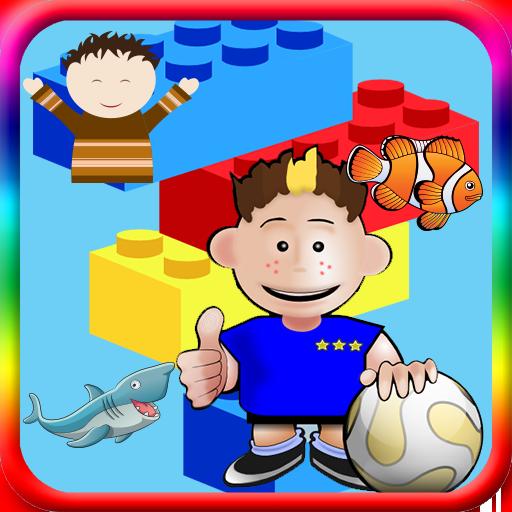 熱門兒童遊戲 家庭片 LOGO-阿達玩APP