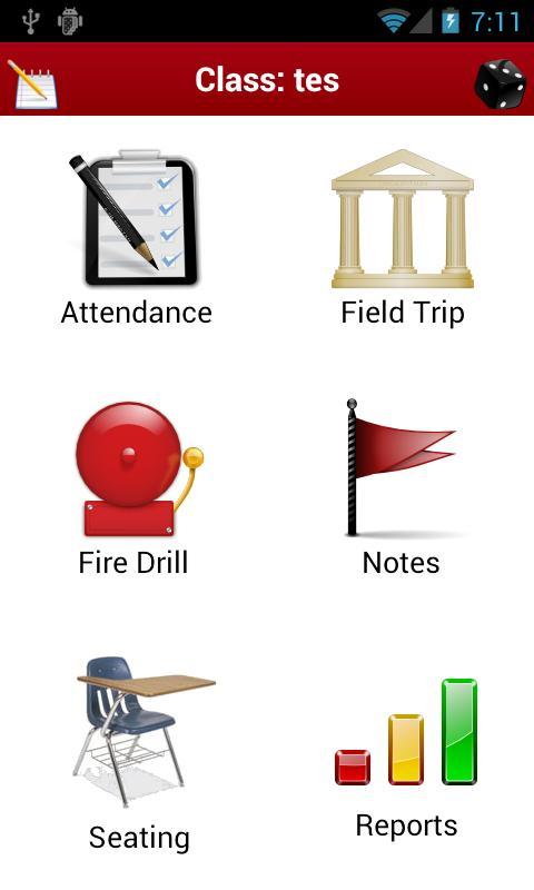 Safety Attendance- screenshot