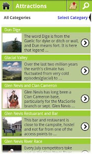 Glen Nevis HD - Nevis Range - screenshot thumbnail