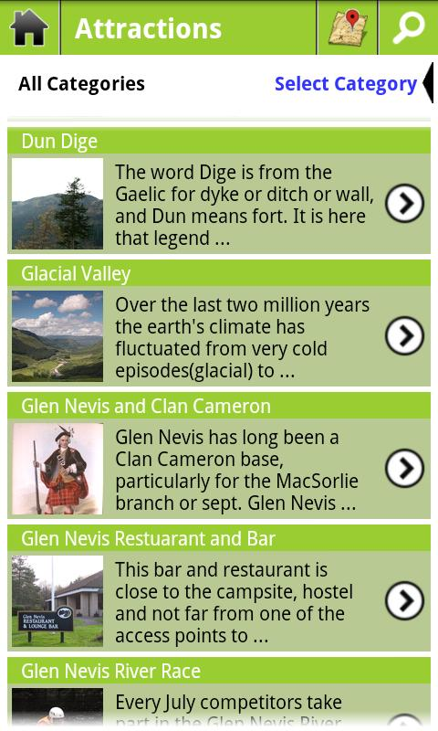 Glen Nevis HD - Nevis Range - screenshot