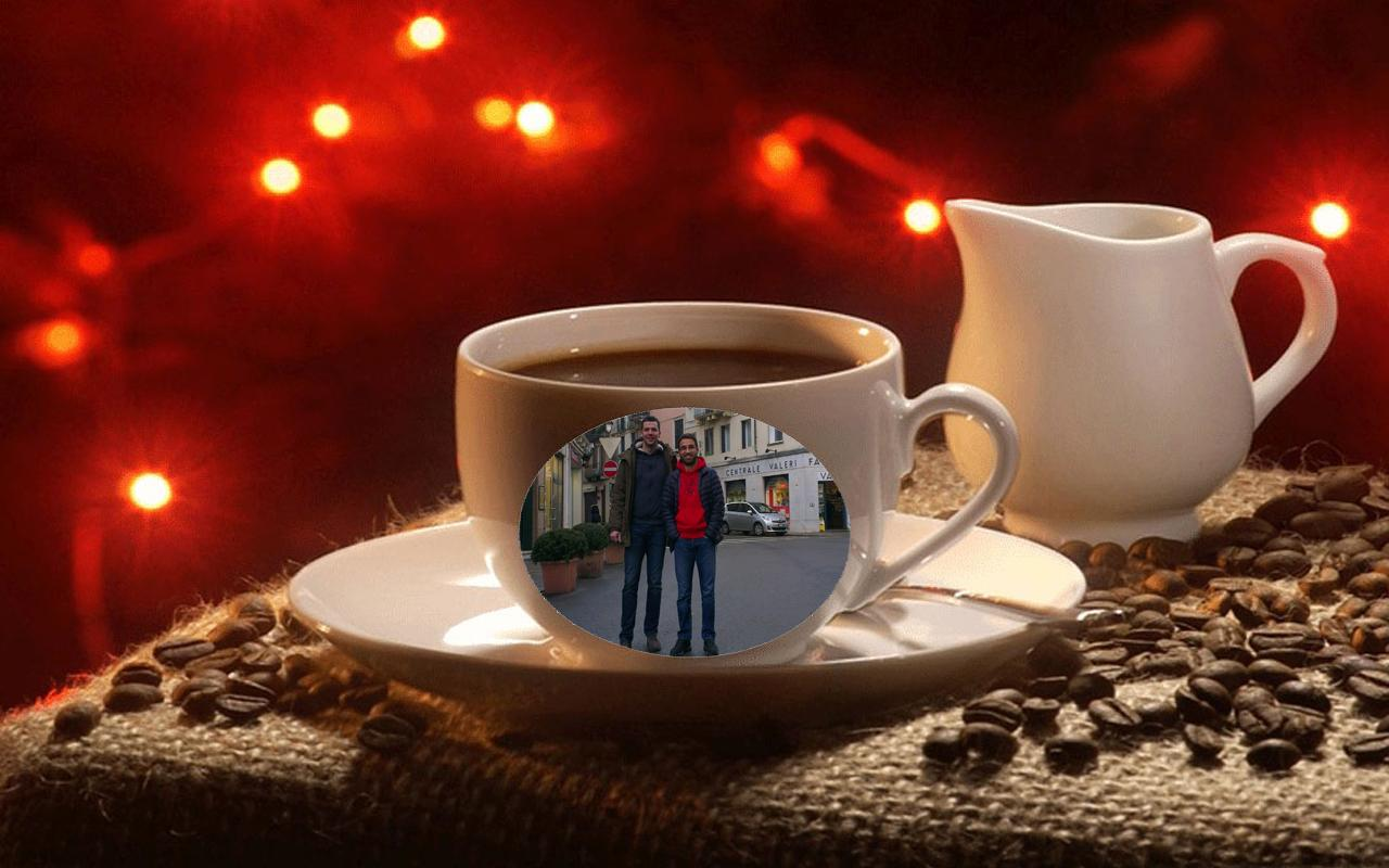 Coffee cup frames - Coffee Mug Photo Maker Screenshot