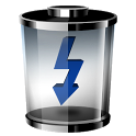 A simple battery widget icon