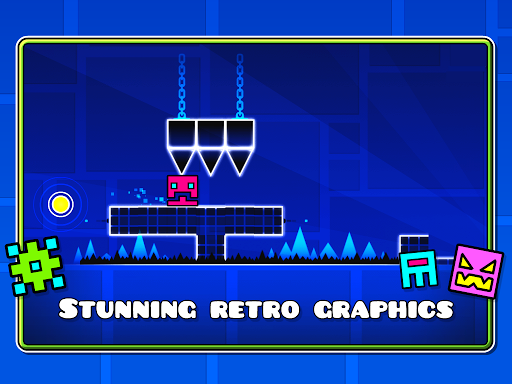 Android/PC/Windows的Geometry Dash Lite (apk) 游戏 免費下載 screenshot