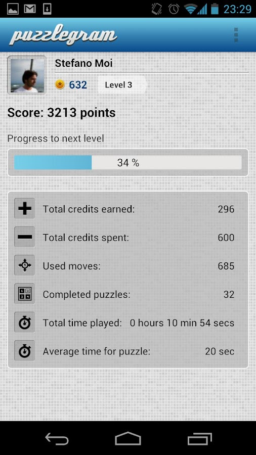 Puzzlegram Free - screenshot