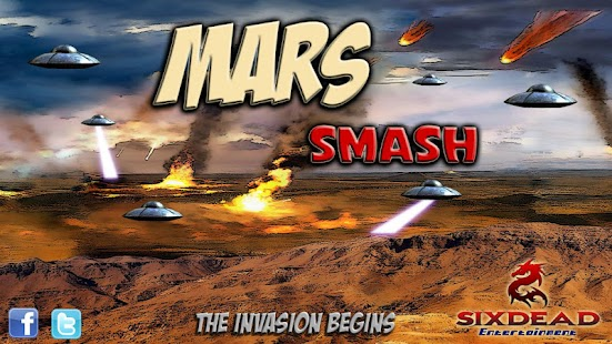 Mars Smash - Running Game - screenshot thumbnail