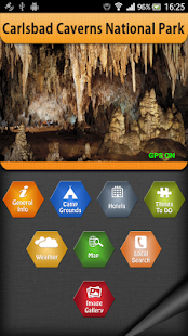 Carlsbad Caverns National Park- screenshot thumbnail