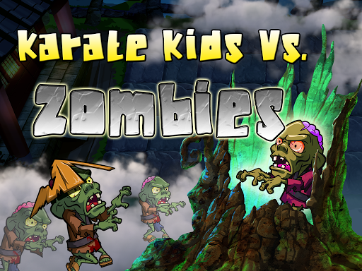 ZOMBIES KARATE KIDS FREE