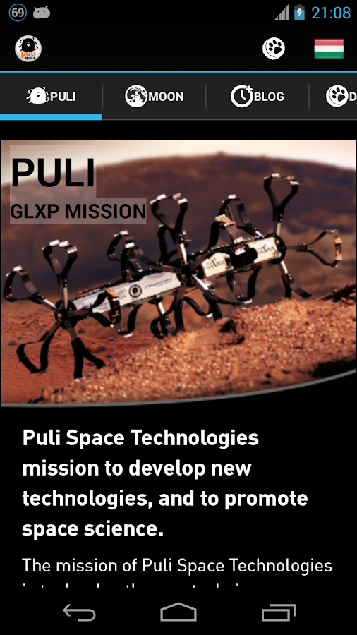 Puli Space- screenshot