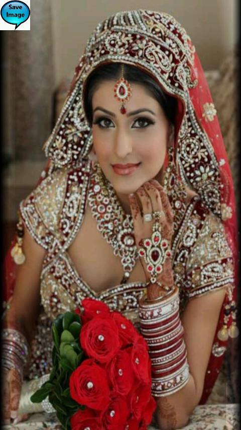 Bridal Makeup Styles Screenshot