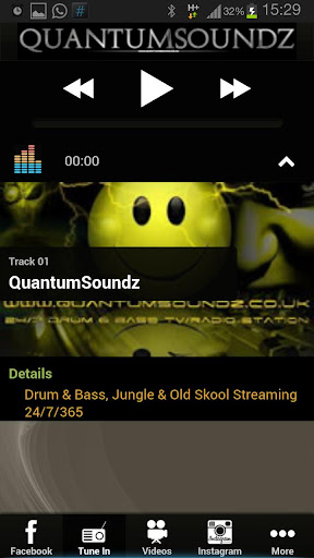 QuantumSoundz D B