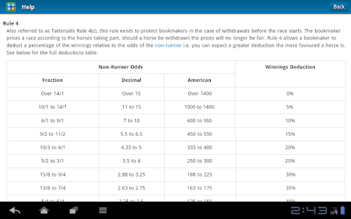 Bet Calculator- screenshot thumbnail