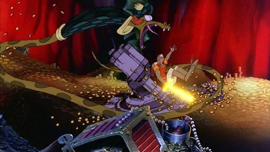 Dragon's Lair 2: Time Warp - screenshot thumbnail