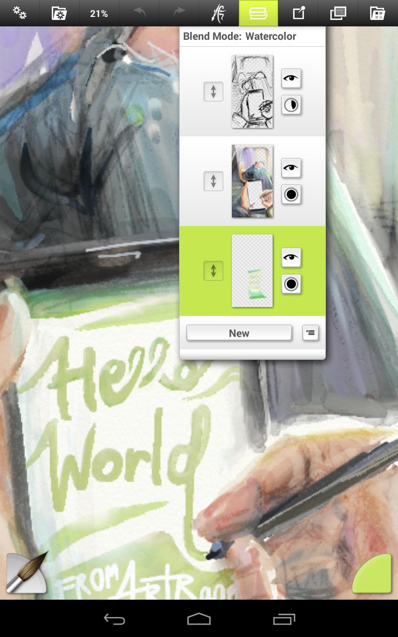 ArtRage: Draw, Paint, Create Screenshot 18