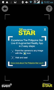 The Philippine Star Phone App - screenshot thumbnail