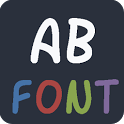 Comic Font Pack FlipFont® icon
