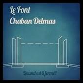Le Pont Chaban Delmas Bordeaux