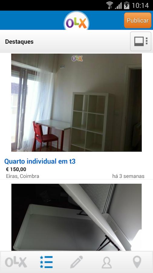 OLX Portugal - Classificados - screenshot
