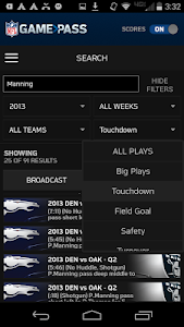 NFL Game Pass screenshot 3