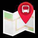 Min Rute Rejseplan Transport icon