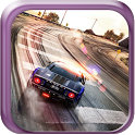 Hot Pursuit Police Racing Car icon