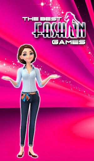 女の子のためのファッションゲーム