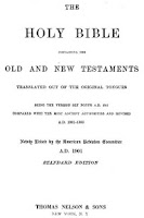 Screenshot of American Standard Bible ● FREE