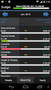My Wallet - Expense Manager v1.2.5 Pro