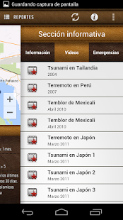 Red Sísmica Noroeste de México- screenshot thumbnail