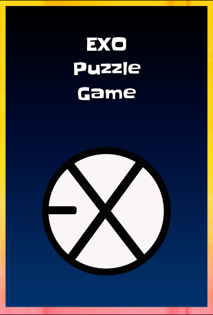 EXO Puzzle Game- screenshot