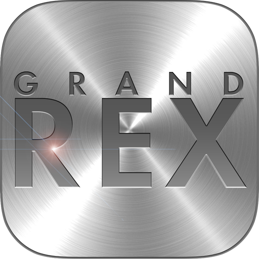 Grand Rex Paris Icon