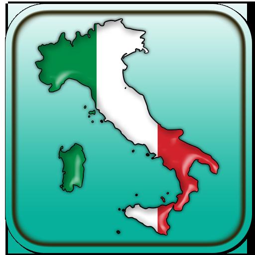 Map of Italy 旅遊 App LOGO-APP開箱王