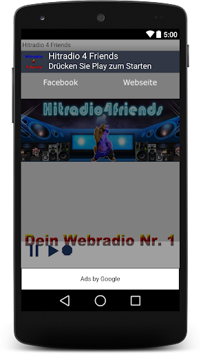 Hitradio 4 Friends
