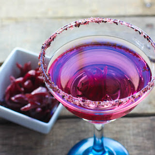 Hibiscus Rose Margarita