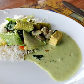 Veganized Thai Red Curry Paste