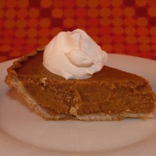 Libby's Famous Pumpkin Pie